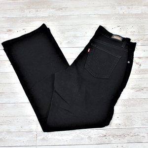 Levi's 512 Perfectly Slimming Jeans Size 6 Short